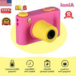 "Ainol 1.5"" LCD 5.0MP HD 1080P Kids Digital Mini Camera Camco"