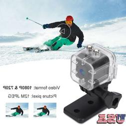 1080P HD Portable Mini Infrared Waterproof Cube Action Camer