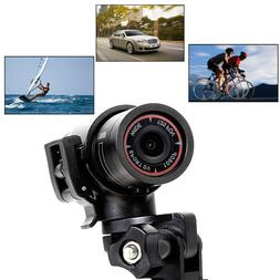 1080P Waterproof Full HD Sports Action Camera Bike Helmet DV