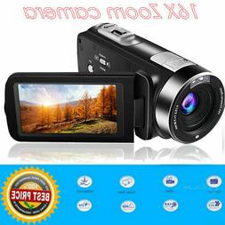 1080P 4K Ultra HD Sport Night Vision Video DV Camera Camcord
