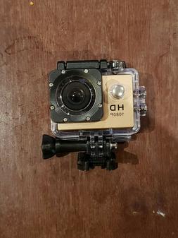 1080P HD Action Camera 30M Waterproof Camcorders Sport DVR!!