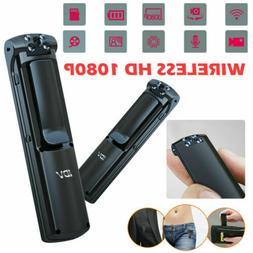 10hour 1080p hd wifi camcorder mini police