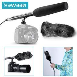 Neewer 14.17-inch Camera  Shotgun Mic Microphone for Sony Ca