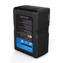 MAXOAK V Mount Battery 158Wh 10700mAh 14.8V V Lock Battery w