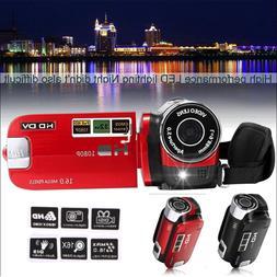 16MP FHD 1080P Digital Video Camcorder Camera DVR 2.7'' LCD
