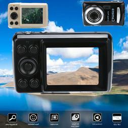 2.4'' HD Screen Digital Camera 16MP Anti-Shake Face Detectio