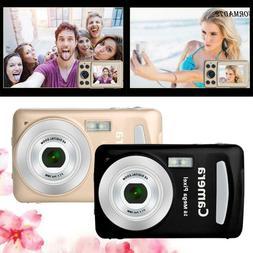 2.7'' HD Screen Digital Camera 16MP Anti-Shake Face Detectio