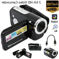2.0 inch LCD Video Camcorder HD 1080P Handheld Digital Camer