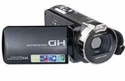 """PowerLead 2.7"""" LCD Screen Digital Video Camcorder 24MP Digit"""