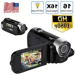 2.7in Video Camera Camcorder Vlogging Digital Camera Full HD