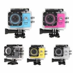 """2"""" Full HD 1080P Underwater Sports Action Camera DV Camcorde"""