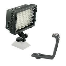 Pro 2 LED video light for Sony PMW 500 EX1R EX3 XDCAM XD CAM