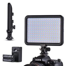 Tycka Camera 204 Led Lighting Panel, Video Photo Studio Ligh