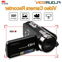 24MP FHD 1080P Night Digital Video Camcorder Camera DV DVR 2