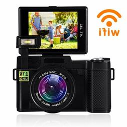 SEREE 3.0 Digital Video Camera / Camcorder, 1080p with night