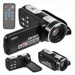 "FULL HD 1080P 24MP 3""LCD 18X ZOOM Night Vision Digital Video"