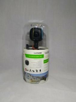 Vivitar 360 Degree View 4K Action Camera Vlog wifi Mic DVR97