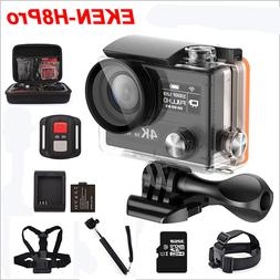 4K 30fps / 1080P 120fps with Ambarella chip A12  Action Came