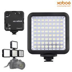 Godox 64 LED Video <font><b>Light</b></font> for DSLR Camera