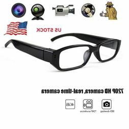 720p HD Spy Camera Glasses Puqing Hidden Eyeglass Sunglasses