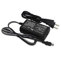 AC Adapter Charger for SONY Handycam DCR-TRV33 DCR-TRV250 DC