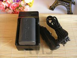 Battery Charger for JVC Everio GZ-HD10/HD10U GZ-HD300/HD320