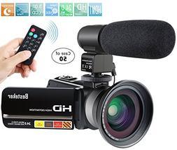 Case of 50,Besteker 1080P IR Night Vision Camcorders Full HD