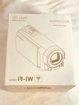 Digital Video Camera HDV-5052STR HDMI 1920x1080 Portable ROC