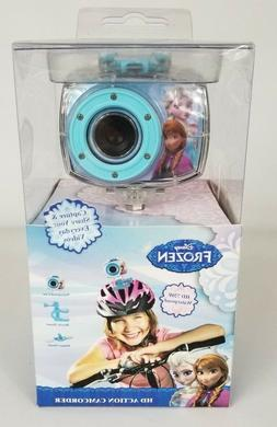 """Disney Frozen 78027 Action Camera with Accessories with 1.8"""""""