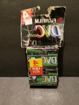 Fuji 4 Pack 60-Minute MiniDV Tapes