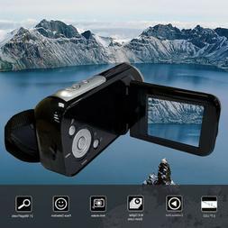 HD 1080P Video Camcorder Handheld Digital Camera 4x Digital