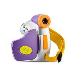 Hangang Kids Camera,Digital Video Camera for Kids, Camera Ca