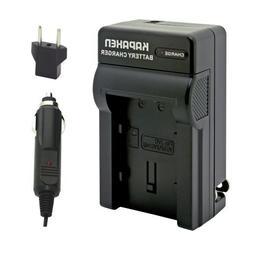 Kapaxen Rapid Battery Charger Kit for BP-709 / BP-718 / BP-7