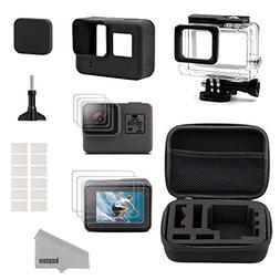Kupton Accessories for GoPro Hero 7/6/ 5/ Hero  Starter Kit
