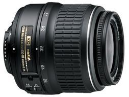 Nikon AF-S DX NIKKOR 18-55mm f/3.5-5.6G ED II Zoom Lens with