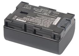 Power2tek 3.7V BATTERY Fits to JVC BN-VG121US With Cable, BN