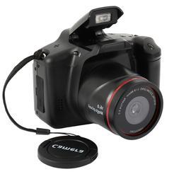 Professional Display 16X Zoom HD 16MP 1080P Digital Camera V