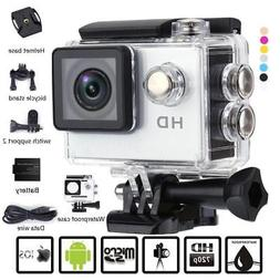 SJ9000 720P Ultra HD Sport Action Camera DVR DV Camcorder Wa