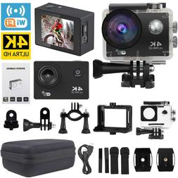 SJ9000 Wifi 1080P 4K Ultra HD Sport Action Camera DVR DV Wat