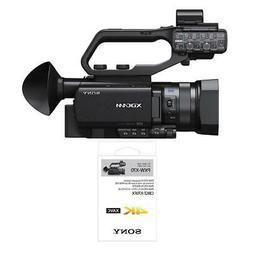 Sony PXW-X70 XDCAM XAVC HD422 Hand-Held Camcorder w/Sony 4K