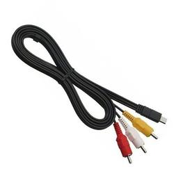 VMC-15MR2 AV Replacement Cable for Sony Handycam HDR-CX and