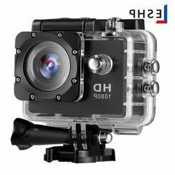 A7 Wifi 4K 1080P Ultra HD 12MP Waterproof 30M Action Camera