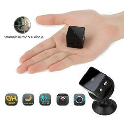 Small Camcorder 1080P High Definition Mini Camera Night Visi