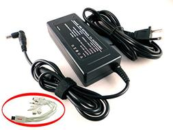 iTEKIRO AC Adapter for Panasonic CF-AA6373AM, CF-AA6413CM, C