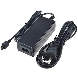 Powerk AC Power Adapter Charger For Sony DCR-SX40,DCR-SX41,D
