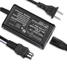 AC Power Adapter Charger Compatible Sony Handycam DCR-SX40 D