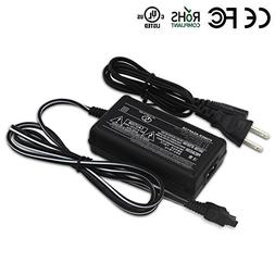 AC-L200C AC Adapter Charger Compatible Sony DCR-SX40 ,DCR-SX