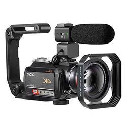 ORDRO AC5 <font><b>Camcorder</b></font> 4k Digital Video Cam