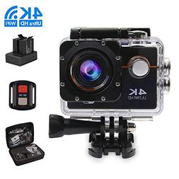 Sport Video Camera 4K WiFi Action Camera Waterproof Camera -