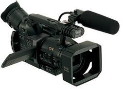Panasonic AG-DVX100B - Camcorder - widescreen - 410 Kpix - o